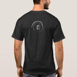 Siddham Alphabet Halsketten (Bonji Taraku) T-Shirt