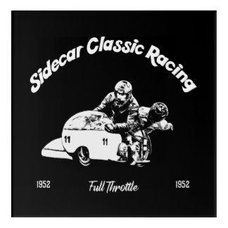 Sidecar Classic Racing Acryldruck
