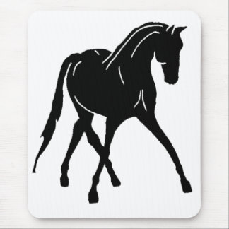 Sidepass Dressage-Pferd Mousepad