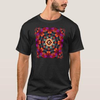 sie an~ordnen sie an mehrfarbig T-Shirt