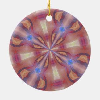 Sie ändern, jedes Mal wenn ich weg schaue Rundes Keramik Ornament