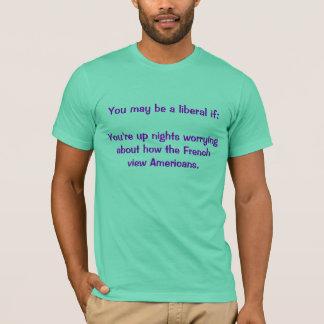 Sie bedauern Vorurteil und Fanatismus in allen T-Shirt