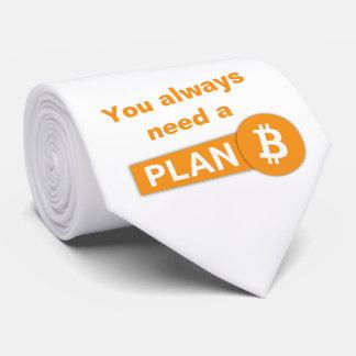 Sie benötigen immer einen Plan B - Krawatte