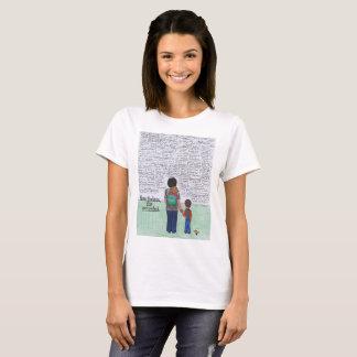 Sie bestand fort (Mutterschaft) T-Shirt