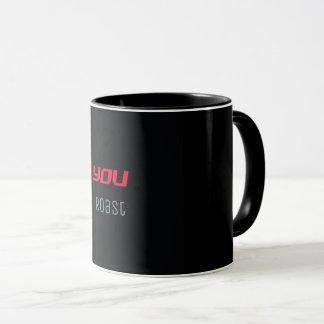 Sie braten Kaffee-Tasse Tasse
