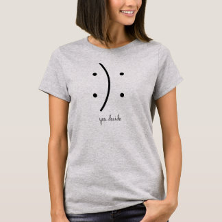 Sie entscheiden T - Shirt Tumblr
