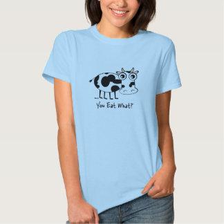 Sie essen, was? Kuh Tshirt