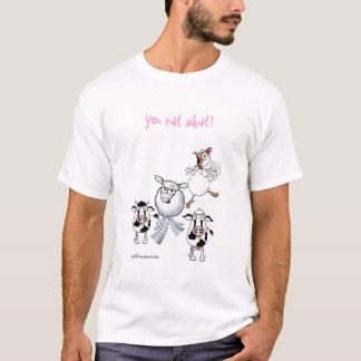 Sie essen, was? T-Shirt
