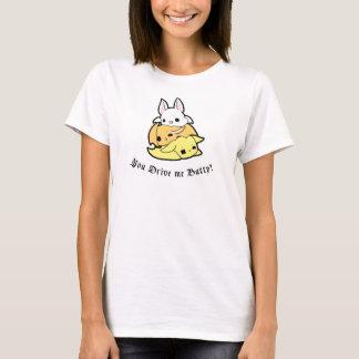 Sie fahren mich bekloppt! Spagetti Bügel-Shirt T-Shirt