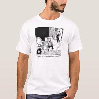 Sie fordern einen Bauschlosser? T-Shirt