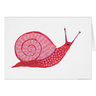 Sie haben snail mailkarte #4 karte