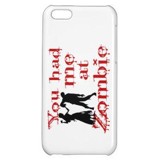 Sie hatten mich am Zombie Hülle Für iPhone 5C