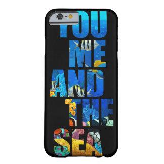 Sie ich und das Meer Barely There iPhone 6 Hülle