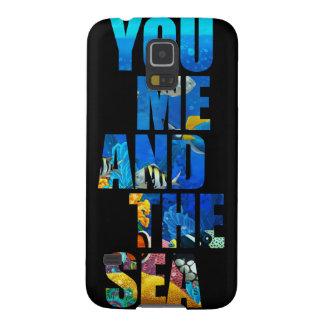 Sie ich und das Meer Galaxy S5 Cover