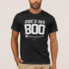 Sie ist mein Boo (verlassen) T-Shirt