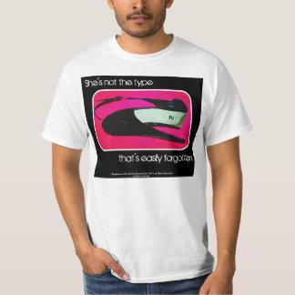 """""""Sie ist nicht die Art"""" Wert-Shirt T-Shirt"""