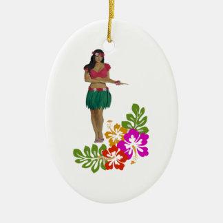 SIE ist SO REIZEND Keramik Ornament