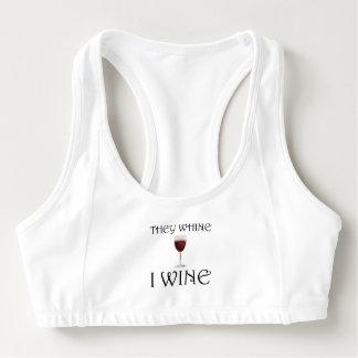 Sie jammern i-Wein Sport-BH