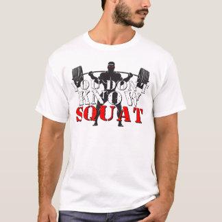 SIE KENNEN NICHT HOCKE T-Shirt