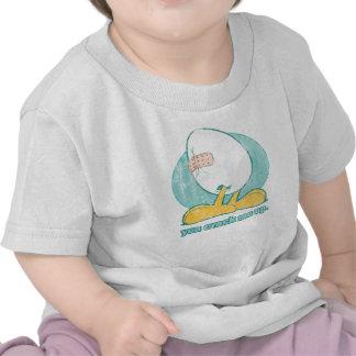 Sie knacken mich herauf Baby-Shirt