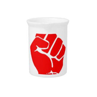 Sie können ein Idea_Liberty Bell nicht gewaltsam Getränke Pitcher