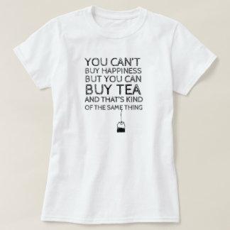Sie können Glück nicht kaufen… Aber Sie können Tee
