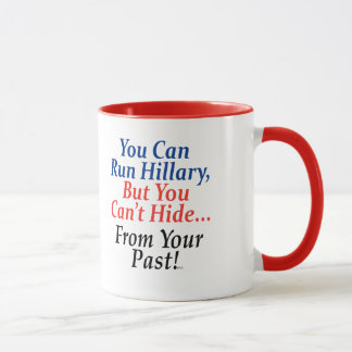 Sie können Hillary laufen lassen, ABER… Tasse