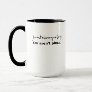 Sie können jeder glückliche Tasse nicht herstellen