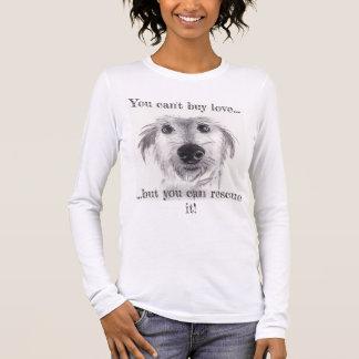 Sie können Liebe nicht kaufen! Langarm T-Shirt