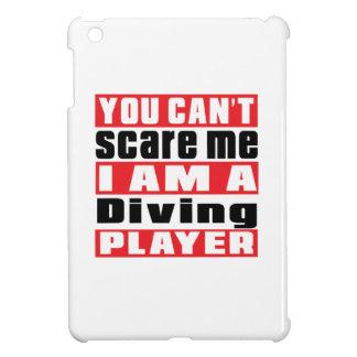 Sie können mich nicht erschrecken Tauchentwürfe iPad Mini Cover