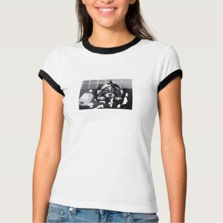 Sie können nichts nicht prüfen: Wecker-Shirt T-Shirt
