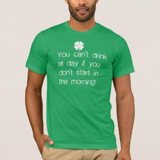 Sie können St- PatricktagesT - Shirt nicht den