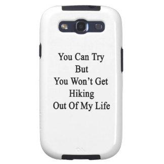 Sie können versuchen aber Sie erhalten nicht wan Galaxy S3 Schutzhülle
