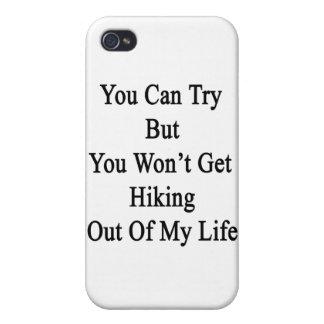 Sie können versuchen aber Sie erhalten nicht wan iPhone 4 Cover