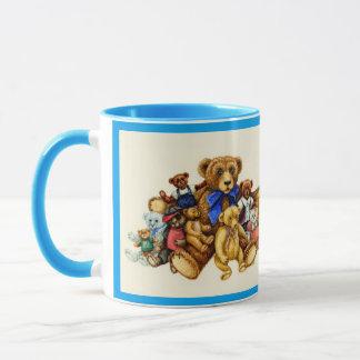 Sie können zu viele Teddy-Bären TASSE nie haben