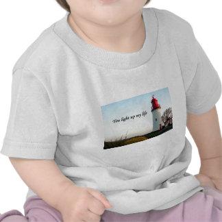 Sie leuchten meinem Leben: Leuchtturm Hemden