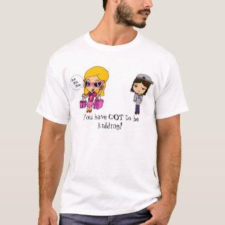 Sie müssen scherzen (Farbe)… - Besonders T-Shirt