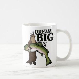 Sie Otter-Traumgroßes Kaffeetasse