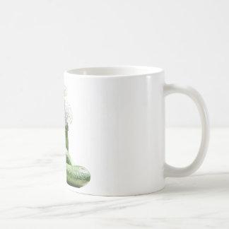 Sie schauen so cool wie eine Gurke Kaffeetasse