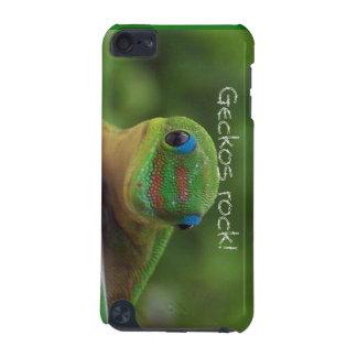 Sie schaukeln Gecko