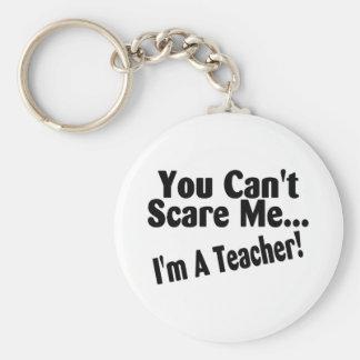 Sie schräg erschrecken mich Im ein Lehrer Schlüsselband