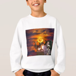 Sie schulden me_Painting.jpg Sweatshirt