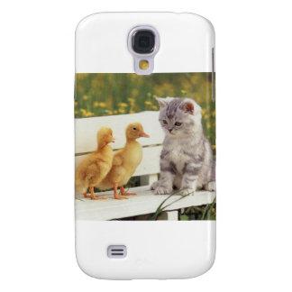 Sie sehen nicht wie eine Miezekatze aus? Was sind Galaxy S4 Hülle