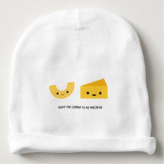 Sie sind der Käse zu meinem Makkaroni-BabyBeanie Babymütze