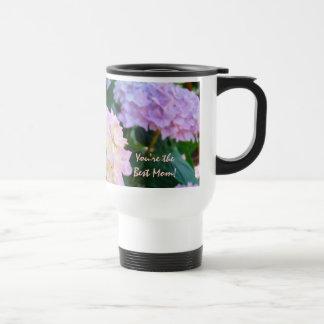 Sie sind die beste Mamma Reise-Kaffee-Tassen-Blum