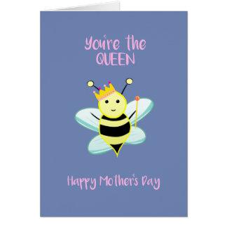Sie sind die Bienenkönigin! Karte