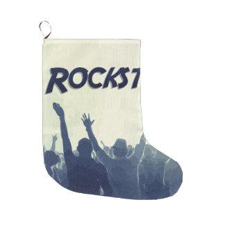 Sie sind ein Rockstar! Großer Weihnachtsstrumpf