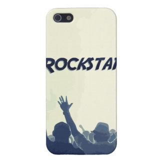 Sie sind ein Rockstar! iPhone 5 Case