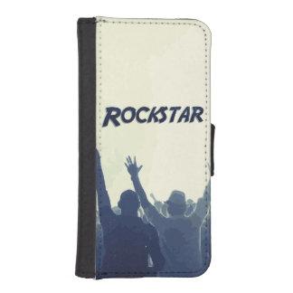 Sie sind ein Rockstar! iPhone SE/5/5s Geldbeutel