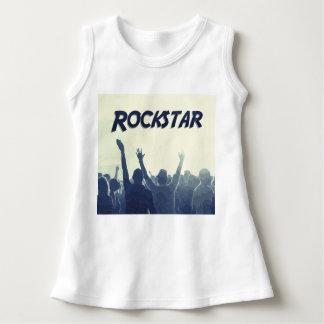 Sie sind ein Rockstar! Kleid